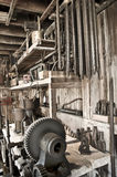 Tool shed workshop Royalty Free Stock Photos