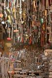 Tool shop,. Close up of a tool shop, Yangon, Myanmar, Asia Royalty Free Stock Photos