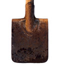 The tool a shovel Royalty Free Stock Image