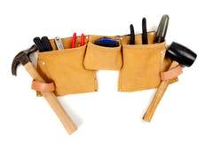 Toolbelt com ferramentas Foto de Stock