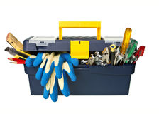 Free Toolbox Royalty Free Stock Images - 13469239