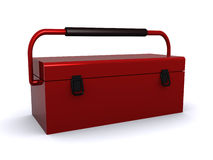 Toolbox Royalty Free Stock Photography