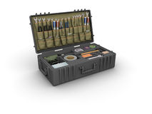 Toolbox Stock Afbeelding