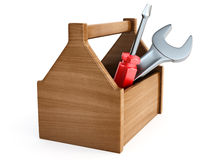 Toolbox Stock Photography
