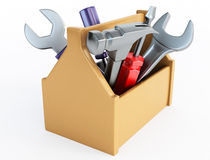 Toolbox stock illustration