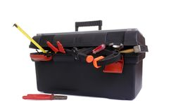 Toolbox Royalty Free Stock Image