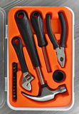 Toolbox Royaltyfria Foton