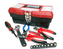 Toolbox Royalty Free Stock Photos