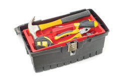 Toolbox Stock Foto's