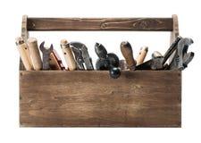 Toolbox royalty-vrije stock fotografie
