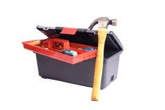 Toolbox Royalty-vrije Stock Afbeeldingen