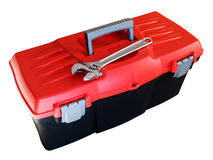 Toolbox Stock Photo