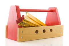 Toolbox for the carpenter Stock Photos