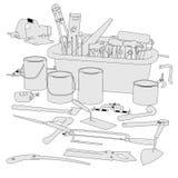 Toolbox Royalty Free Stock Image
