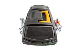 Toolbox och hjälpmedel II Fotografering för Bildbyråer