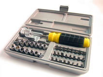 Toolbox. Royalty Free Stock Images