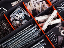 Toolbox pojęcie Fotografia Royalty Free