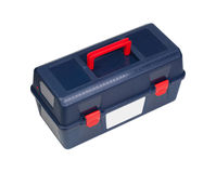 Toolbox for the repairman Stock Photography