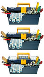 Toolbox set Stock Images