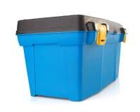 Toolbox  on white background Stock Photo
