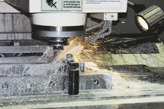 Tooling machine Stock Images