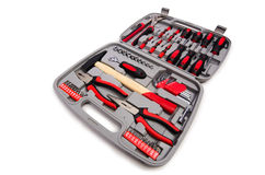 Toolkit isolated Stock Image