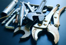 Tools Royalty Free Stock Photos