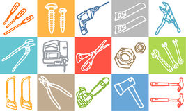 Tools 2 Stock Images