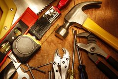 Free Tools Stock Photography - 26153092