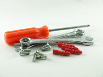 Tools for any handyman Royalty Free Stock Image