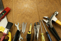 Tools Royalty Free Stock Image