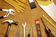 Tools Royalty Free Stock Images