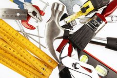 Tools Royalty Free Stock Photo