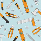 Tools background Royalty Free Stock Image