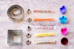 Tools for baking Stock Images