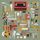 Tools box Royalty Free Stock Photo