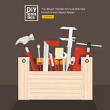 Tools box Stock Images