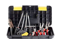 Tools box Stock Image