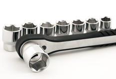 Tools for car repair Stock Image