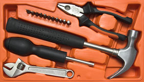 Tools case Stock Images