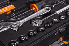 Tools, close up Royalty Free Stock Photography