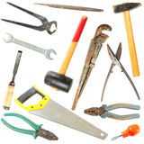 The tools Royalty Free Stock Image