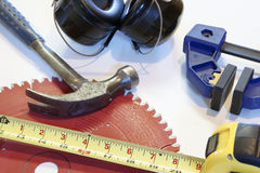 Tools Construction Stock Photo