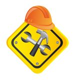 Tools construction Royalty Free Stock Photo
