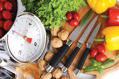 Tools for cooking Royalty Free Stock Images