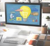 Tools Craftsmen Hobby Idea Imagination Concept Royalty Free Stock Image