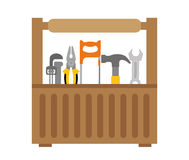 Tools design. Stock Images