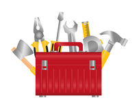 Tools design. Royalty Free Stock Photos