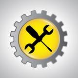 Tools design Stock Images