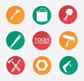 Tools design Stock Photos